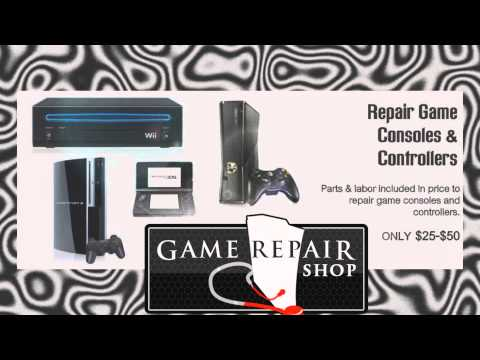 Video Commercial | GameRepairShop.com Omaha Neb | Video Game Store Omaha