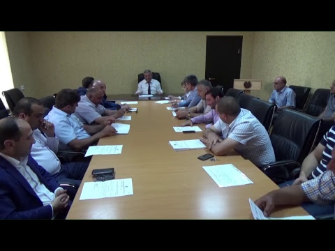 Չարենցավան համայնքի ավագանու նիստ, 13.06.2018թ.