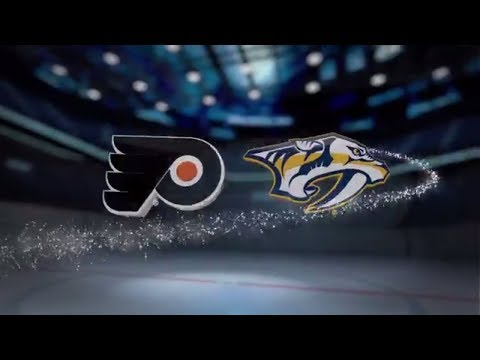Philadelphia Flyers vs Nashville Predators - October 10, 2017 | Game Highlights | NHL 2017/18. Обзор