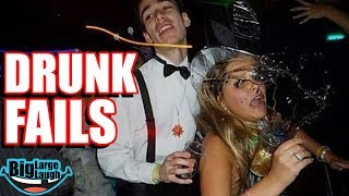 😂 DRUNK PEOPLE DOING STUFF 😂 Ultimate Funny Fails 2019 | Funny Compilation