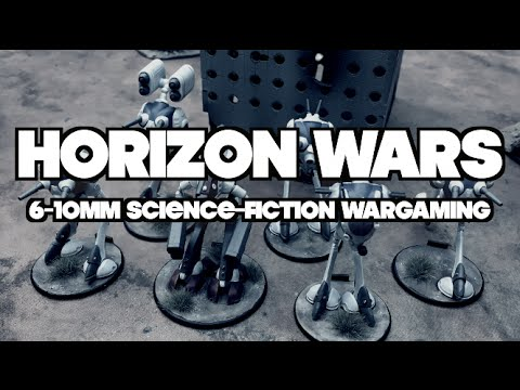 Combined-Arms - Horizon Wars Battle Reports - Ep 01