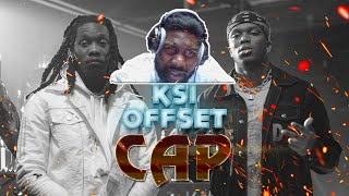 KSI ft Offset - CAP REACTION (Dissimulation Album) [Official Music Video]