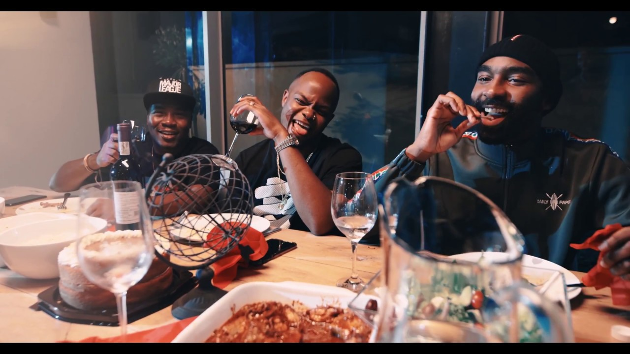 MAJOR LEAGUE  DJZ -  UTHANDO FEAT CASSPER NYOVEST (OFFICIAL MUSIC VIDEO) #1