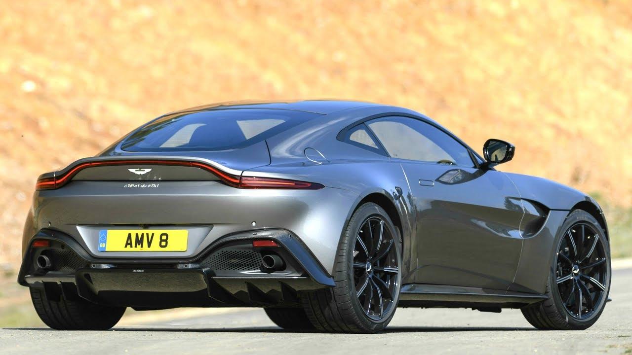 Aston Martin Vantage Amv 8 Spectacular Performance And Dynamics Youtube