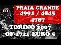 Marcopolo Torino / Mercedes-Benz / Praia Grande (COMBO x3)