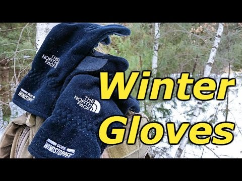 Cold Weather Gear - Gloves