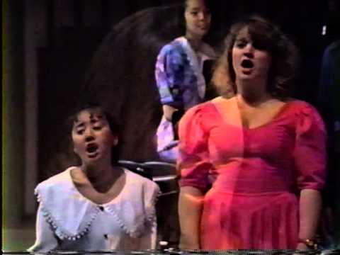 LLU-LSU Vocal Octet 1991 Part II