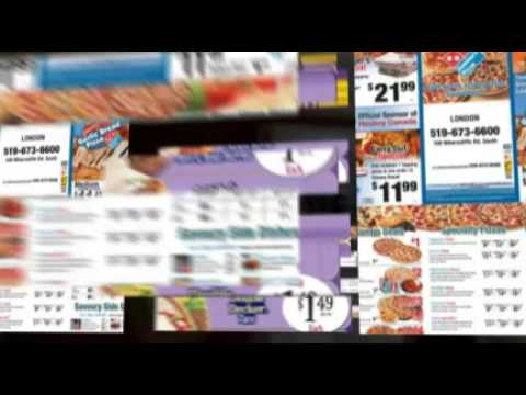 Fast Food Restaurant Coupons