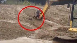 Dios Mio No Es Posible Cuando Comienza A Excavar Lo Que Encuentra Al Minuto 1:30 Me Puso A Llorar
