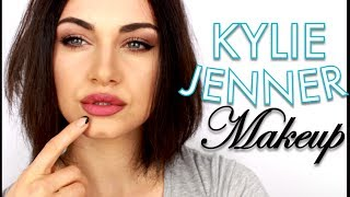 Kylie Jenner 90's Inspired Makeup - 2 Lip Combos | RubyGolani Thumbnail