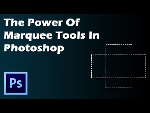 The Power Of Marquee Tools In Photoshop