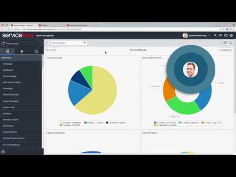 Customer Service Management (CSM) Overview