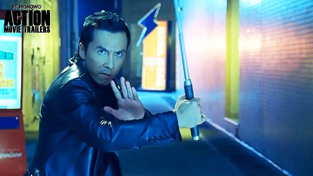 Download Donnie Yen Vs Wu Jing in a fight scene from KILL ZONE (2005)