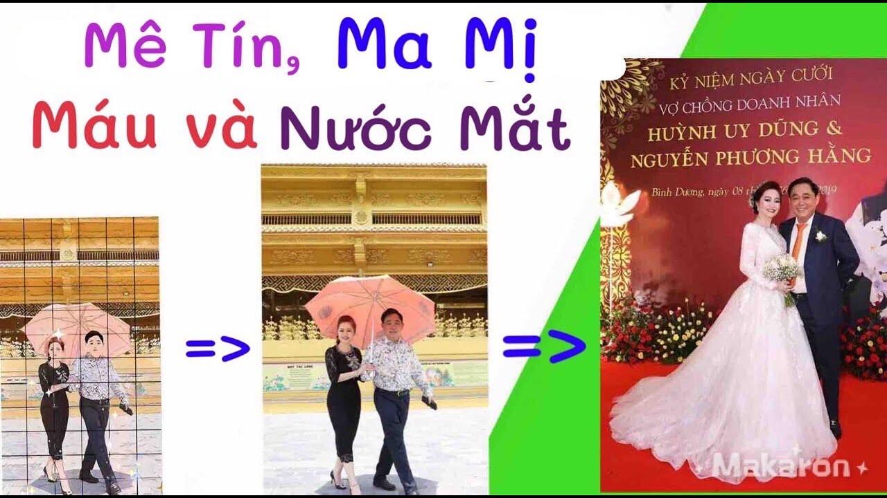 🔴 Tâm Thư Đẫm Nước Mắt của Bà Nguyễn Phương Hằng gửi Ông Dũng Lò Vôi