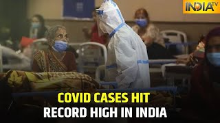 COVID Cases Hit Record High, India Records 3.15 Lakh COVID-19 Cases In Past 24 Hours
