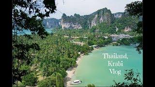 Thailand, Krabi Vlog || Тайланд, Краби Влог
