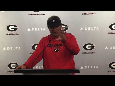 Kirby Smart Georgia - @MikeGriffith32 video