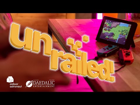 Unrailed! - Now out on Nintendo Switch!