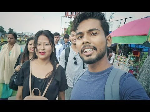 OYO Didn't Allowed Her To Check In   Guwahati Vlog   Part 1