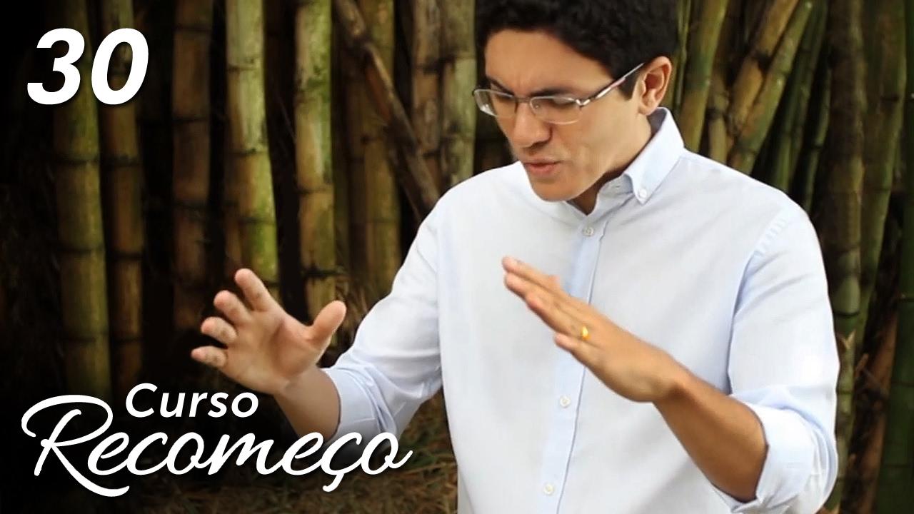 Oração para aceitar Jesus - #30 Curso Recomeço