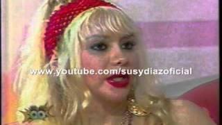 Repeat youtube video Susy Díaz en película porno