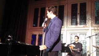 Jonathan Groff @ The Cabaret - I Got Lost in His Arms