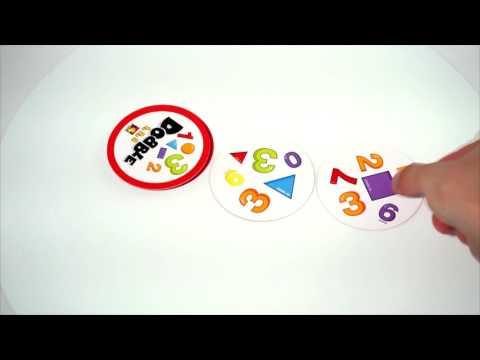 Доббль: Цифры и формы. Обзор настольной игры от компании Стиль Жизни