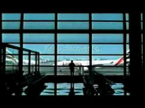One of the Best AirLines Fly Emirates طيران الامارات
