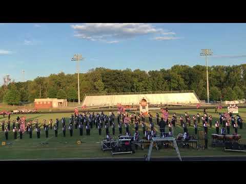 Porter Ridge High School Marching Band 9/16/17