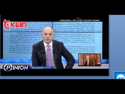 Opinion - Prokuroria, per cfare e akuzon Saimir Tahirin? (04 mars 2019)
