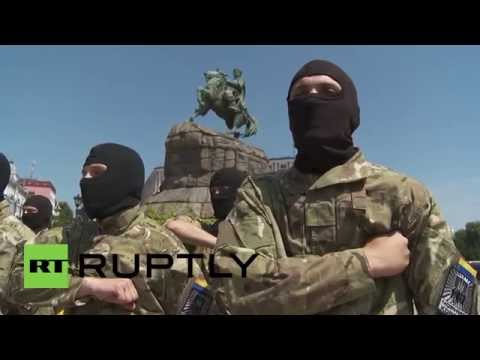 Ukraine: Azov Battalion sent to reinforce troubled forces in East Ukraine