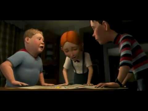 Monster House - Official Trailer. - YouTube