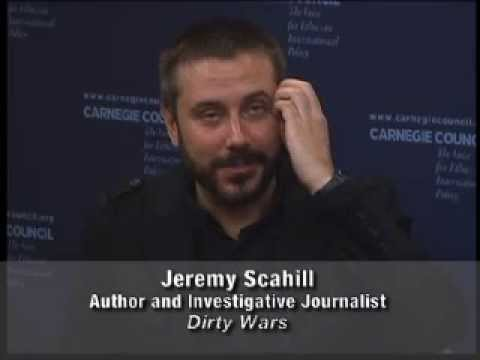 Jeremy Scahill: How I Got Started as a Journalist