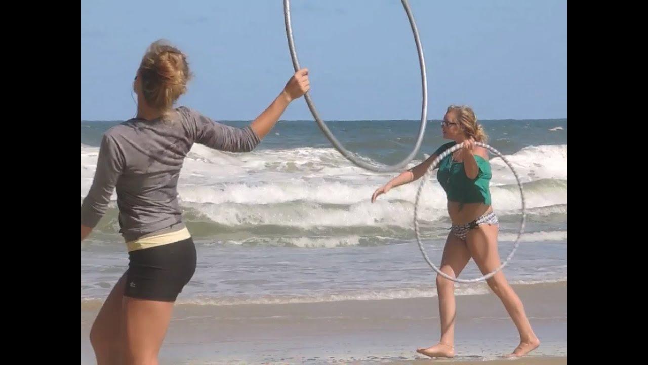 Dance on the beach - YouTube