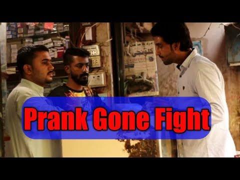 Medical Store Prank Gone Fight | Pranks in...