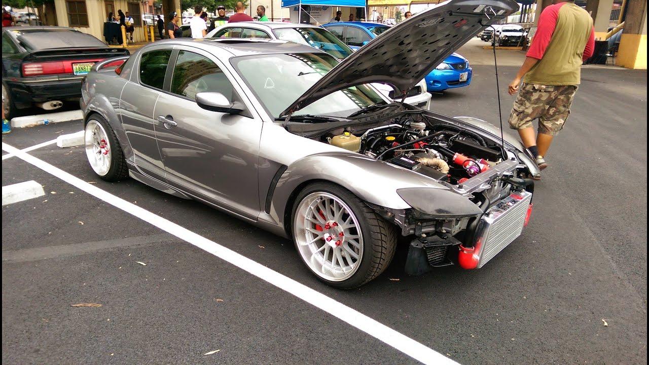 Mazdaspeed  Build