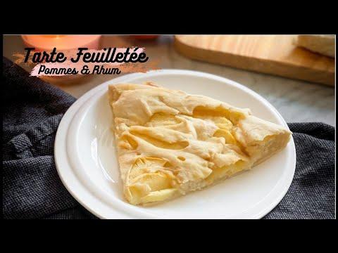tarte-feuilletée-aux-pommes-allÉgÉe