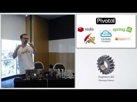 Architecting The Cloud Native Platform - Singapore Spring User Group