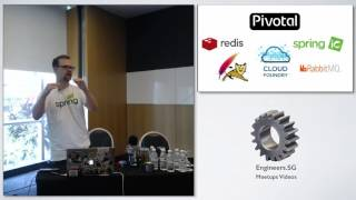 Architecting The Cloud Native Platform - Singapore Spring User Group
