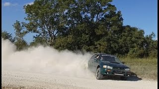 Drifting The $1000 Subaru