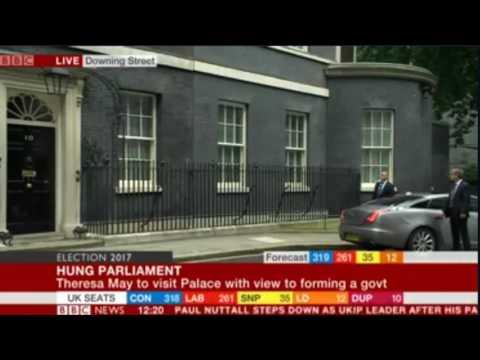 Laura Kuenssberg Turns on Theresa May!