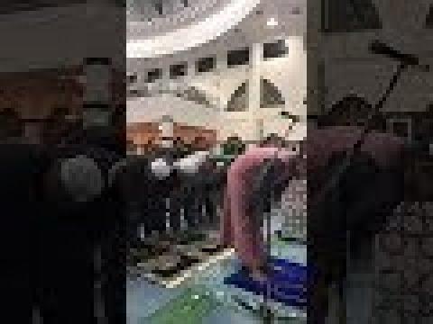 Solat Terawih @ Masjid As-syakirin KLCC - Fakhrul Unic