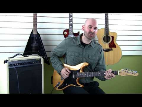 How to Tune Your Guitar - Let's Play Music