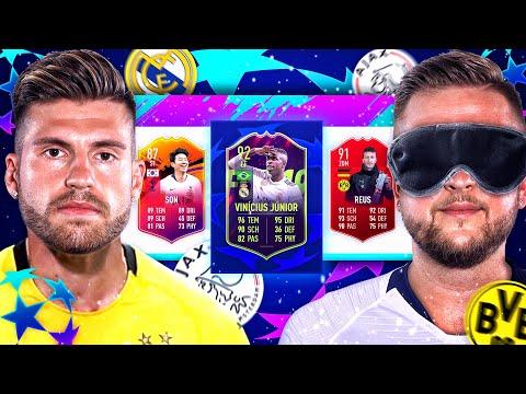 Champions League BLIND DRAFT und einer VERKACKT mal wieder ..FIFA 19