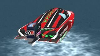 Гонки на скоростных катерах (Speedboat Racing) // Геймплей