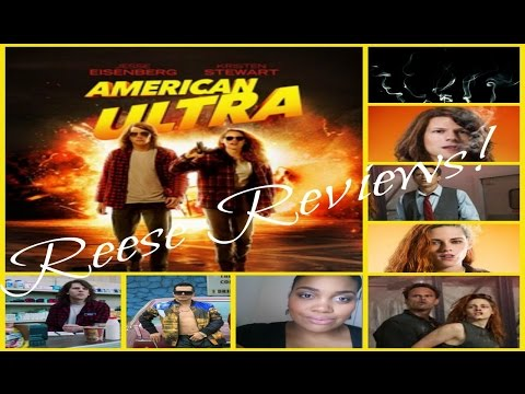 Reese Reviews! American Ultra