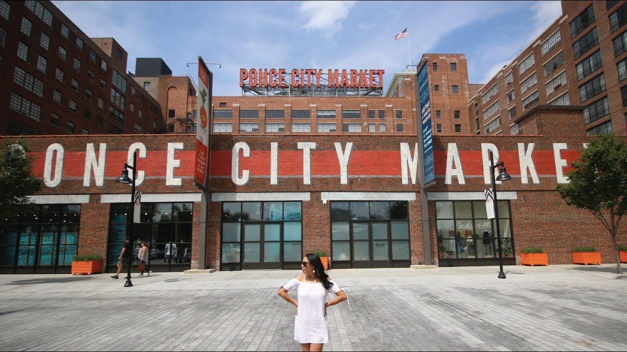 15 Must See Places At Ponce City Market Atlanta