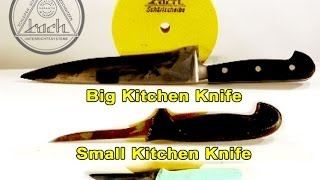 Complete knife sharpening in seconds | Razor Sharp | KOCH series