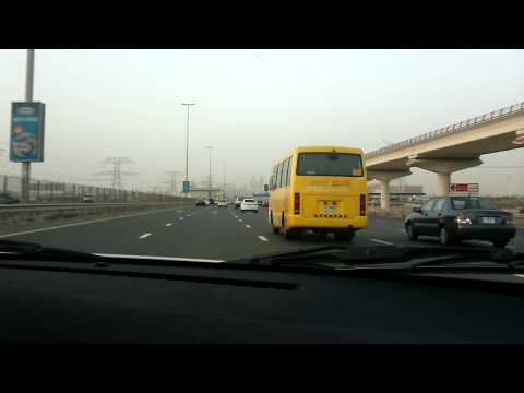 Drive from Jebel Ali to Dubai May 2012.mp4