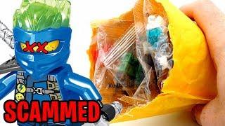 I got SCAMMED by ordering FAKE LEGO Ninjago Season 11 Minifigures